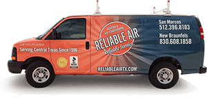 Reliable Air Van